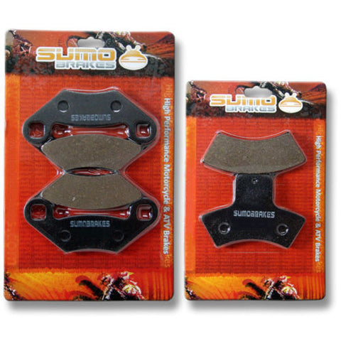 Polaris F+R Brake Pads Sportsman 335 500 (1998-2002) 400 (2001-2002) Diesel 455