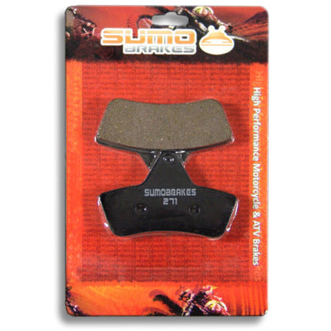 Arctic Cat Rear Brake Pads 250 300 375 400 454 500 (98-04) 650 H1 Auto Utility