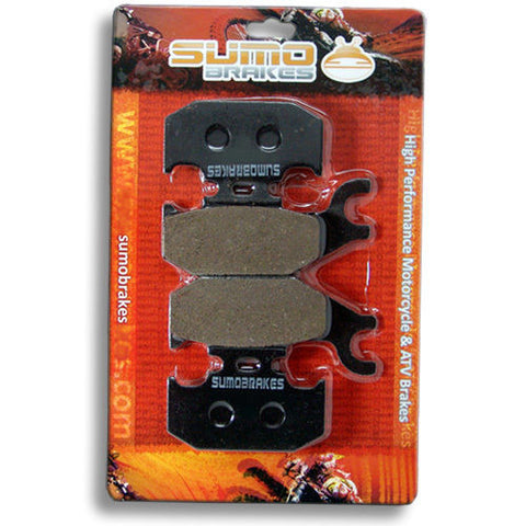 Can Am Rear Brake Pads Commander Max 1000 (2014-2016)- Maverick 1000 (2013-2016)
