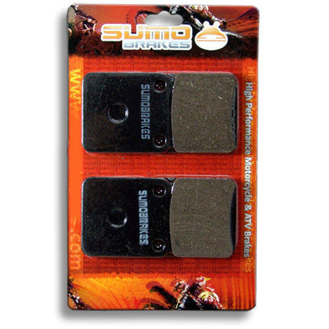 Yamaha Front Brake Pads Warrior YFM 350 1989 90 91 92 93 94 95 96 97 98 99 00 01