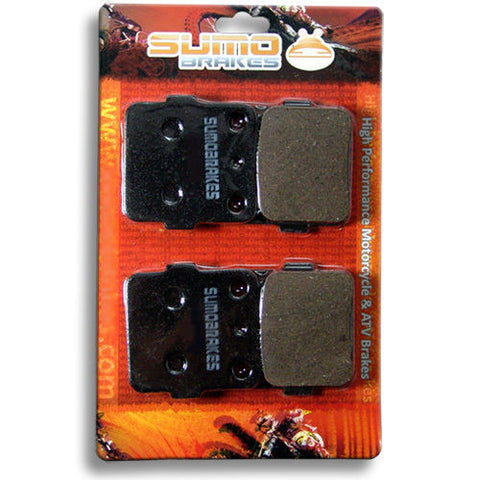 Honda Front Brake Pads TRX 420 Fourtrax Rancher 2007 2008 2009 2010 2011 2012