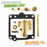 Suzuki Carburetor Rebuild Repair Kit LS 650 Savage (86-88) & (95-12) Boulevard S40 (05-09)