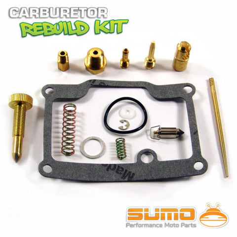 Polaris Carburetor Rebuild Repair Kit Xplorer Sport 400 L Sportsman 400 (94-95)