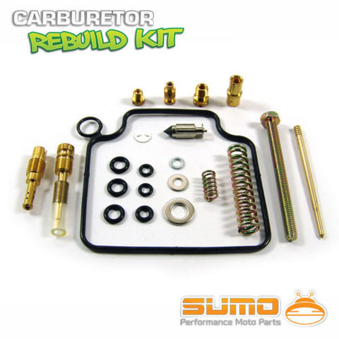 Honda High Quality Carburetor Rebuild Carb Repair Kit TRX450 Foreman (1998-2003)