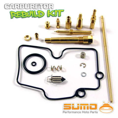 Yamaha High Quality Carburetor Rebuild Carb Repair Kit Set YFZ 450 (2004-2009)