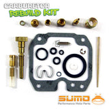Yamaha High Quality Carburetor Rebuild Carb Repair Kit YFM 250 Moto4 (1989-1991)
