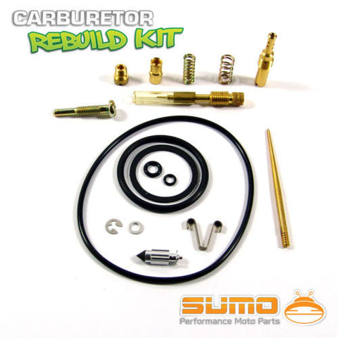 Honda Carburetor Rebuild Carb Repair Kit ATC 200E/ES (1982-1984) 200M (1984-1985)