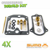 4 X Suzuki High Quality Carburetor Rebuild Carb Repair Kit GS 550 (1977-1979)