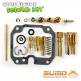 Kawasaki High Quality Carburetor Rebuild Carb Repair Kit Bayou KLF250 (2003-2006)