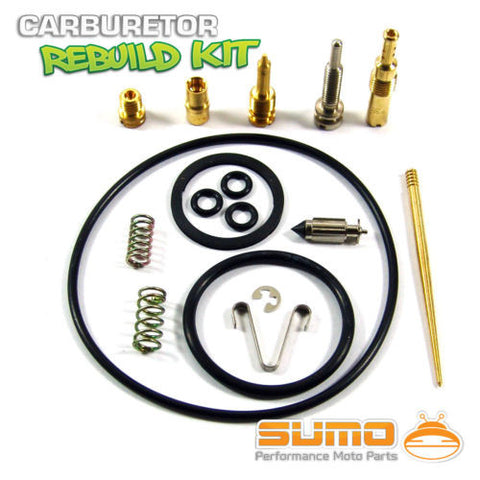 Honda Carburetor Rebuild Carb Repair Kit FourTrax TRX 200 (1990-1991) 200D (1991)