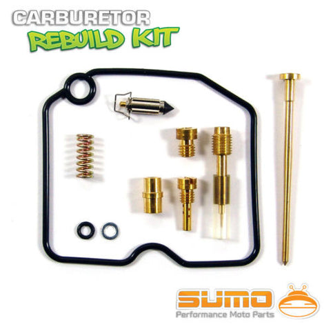 Kawasaki High Quality Carburetor Rebuild Carb Repair Kit Bayou KLF400 (1996-1999)