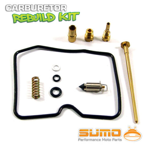 Kawasaki Quality Carburetor Rebuild Carb Repair Kit Mojave KSF 250 (1987-2004)