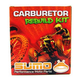 Honda High Quality Carburetor Rebuild Carb Repair Kit Set XR 650 L [1993-2009]