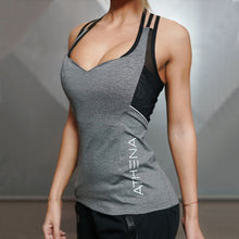 Athletic Fitted Tank Top