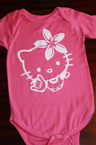 Hello Kitty Shaka Baby Onesie