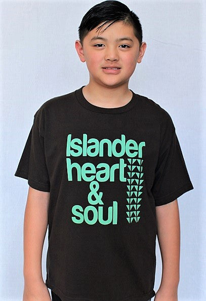 Islander Heart & Soul Youth Shirt