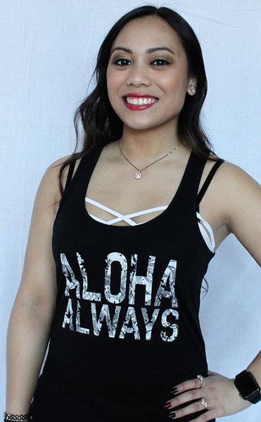 Aloha Always Ladies Tank