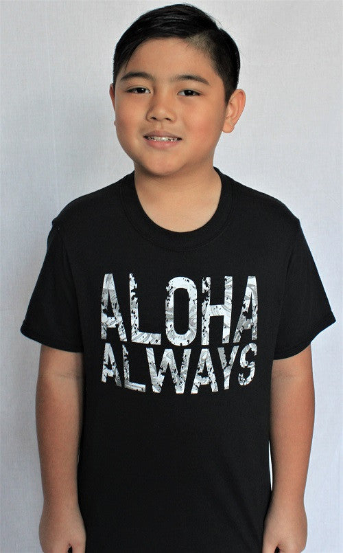 Aloha Always Youth Shirt