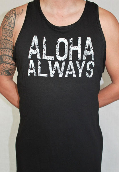 Aloha Always Mens Tank
