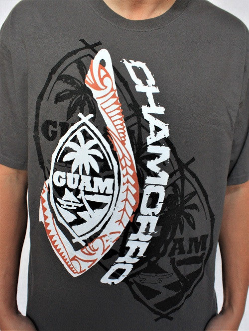 Chamorro Hook Mens Shirt