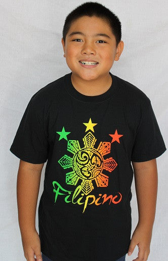 Filipino Rasta Youth T-Shirt