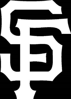 SF Giants Decal