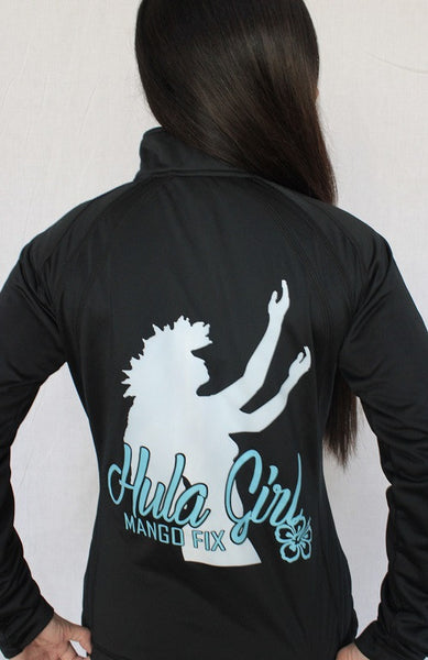 Hula Girl Track Jacket