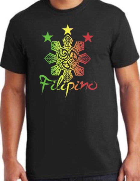 Filipino Rasta Unisex Shirt