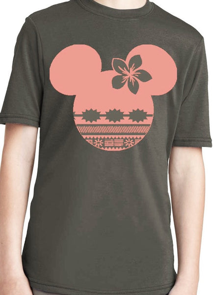 Minnie Moana Youth T-Shirt
