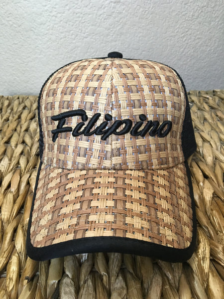 Filipino Wicker Trucker