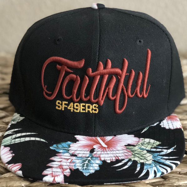 Faithful 49ers Hat 2