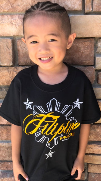 Filipino Pride Youth T-Shirt