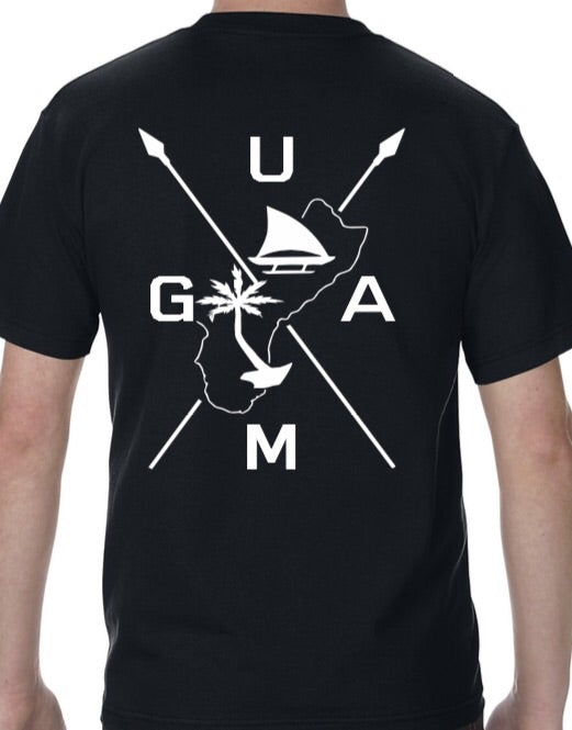 Guam Tribal Hook Unisex Shirt