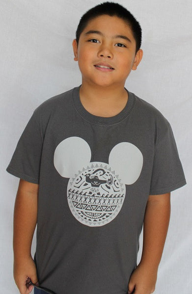 Mickey Maui Youth Shirt