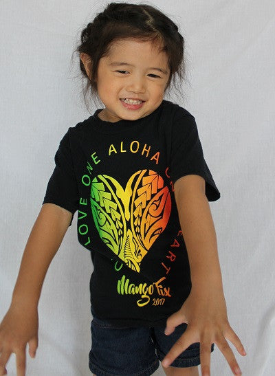One Love, One Aloha Youth T-Shirt