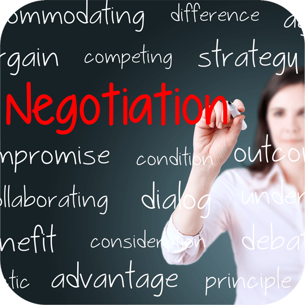 Negotiation for new managers