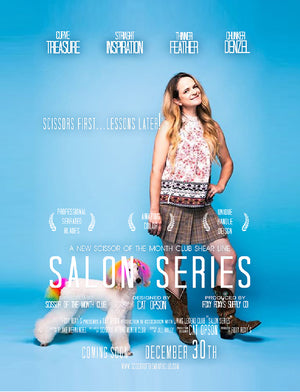Salon Series by Cat Opson
