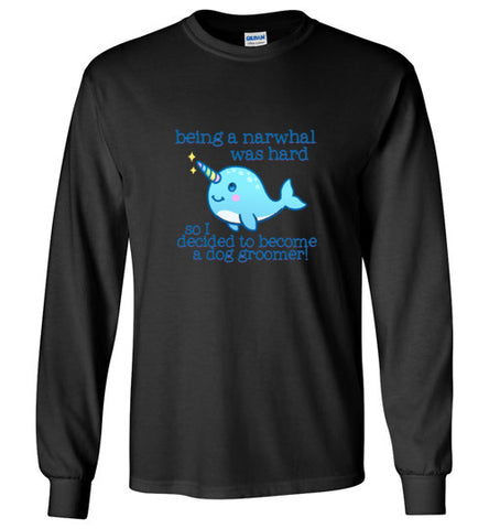 Narwhal Long Sleeve