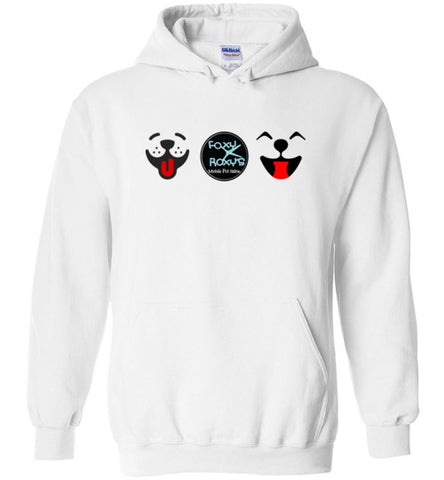 Logo with Dogs Hoodie