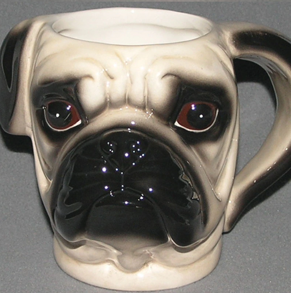 Limited Edition Pug Lover Coffee Mug