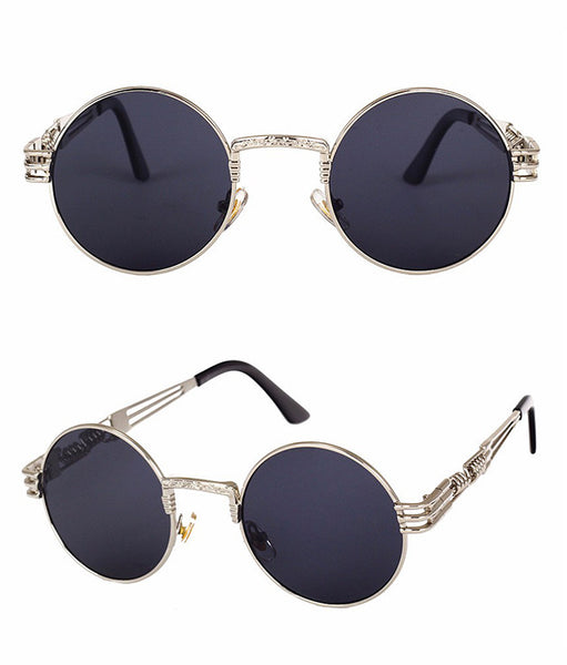 Retro John Lennon STEAMPUNK SUNGLASSES