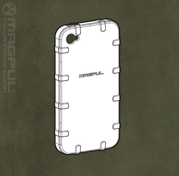 Magpul Executive Field Case – iPhone 4, INCLUDING SHIPPING!