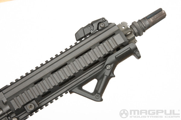 Magpul AFG, Angled ForeGrip in OD, FDE and Black