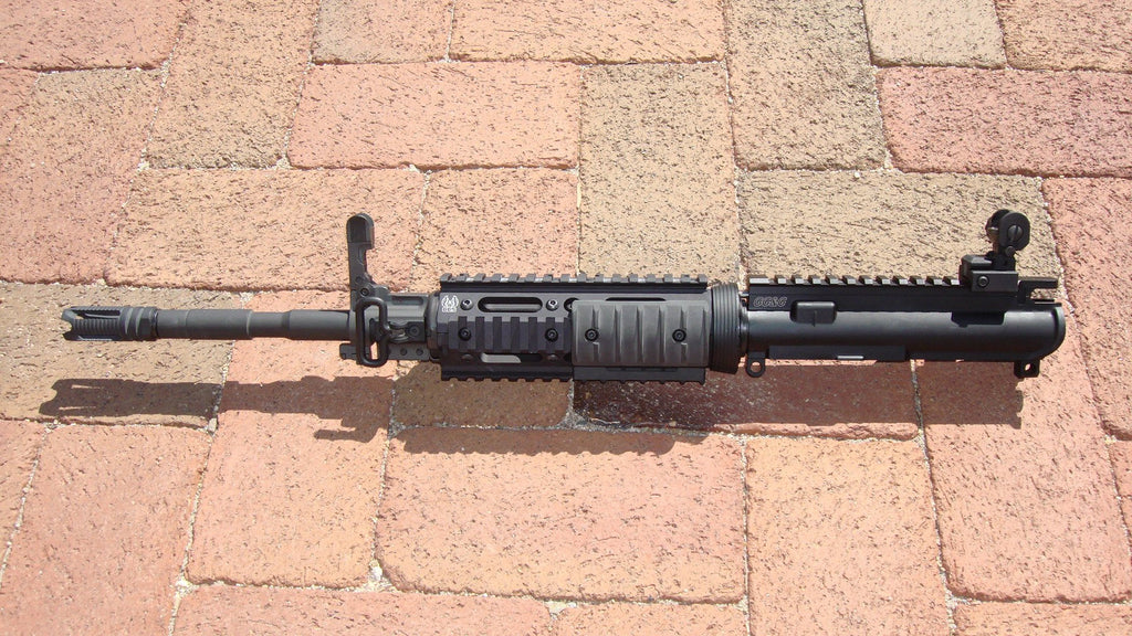 "GG&G Dominator-1 5.56 Barreled Upper Receiver, 14.5"" , 16.1"" OAL"