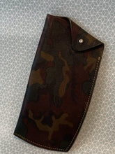 Isaac Glasses Case - Camo
