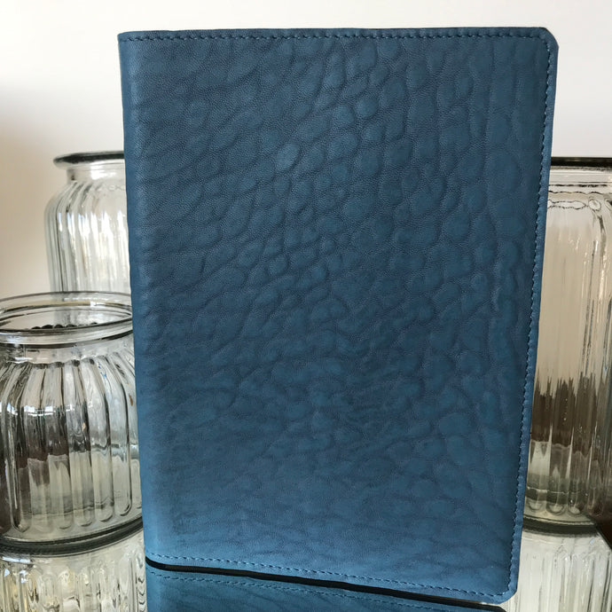 Jotta Journal - Denim Blue Merino