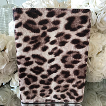 Paw Print Fur Notebook