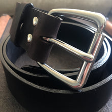 Belt Heavy Duty - 45mm - Dark Brown