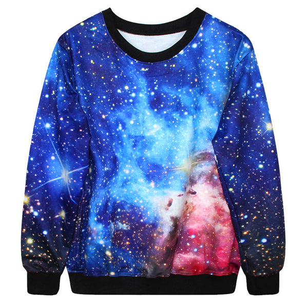 GALAXY Pullover Sweater