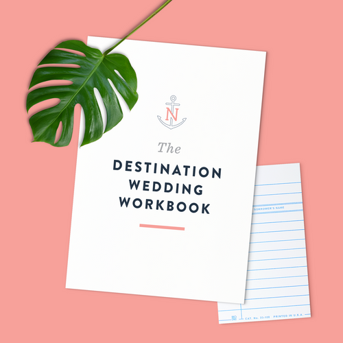 Destination Wedding Workbook